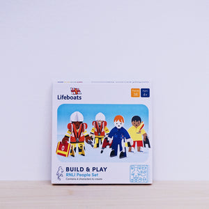 Play Press RNLI People Play Set