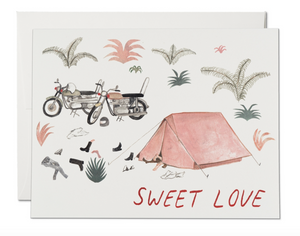 Sweet Love Greeting Card