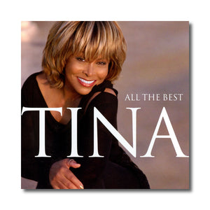TINA All The Best Double CD