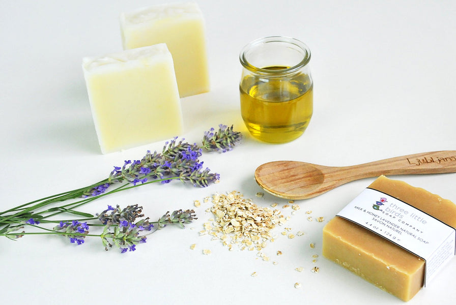 Why natural soap?