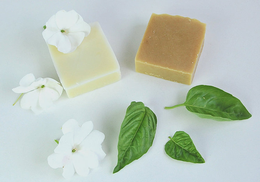 Why did you start making natural soap?