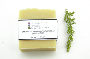 Olive Oil Fragrance Free - three little birds soap company