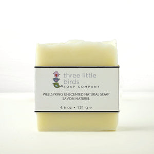 Wellspring Fragrance-Free Natural Soap