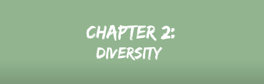 Chapter 2: Diversity
