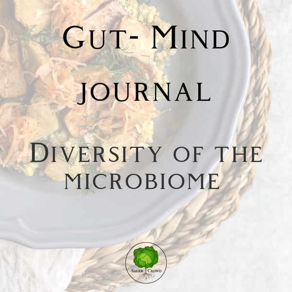 Diversity of our microbiome