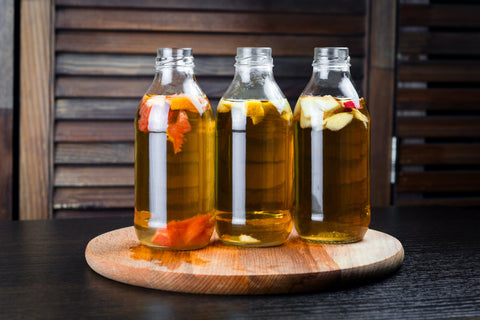 fermentation bottles sauercrowd