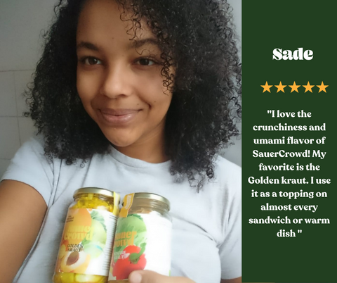 Customer review SauerCrowd