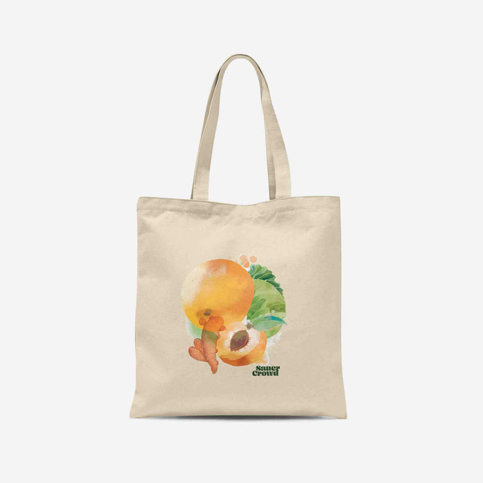 SauerCrowd Organic Cotton Bag - SauerCrowd