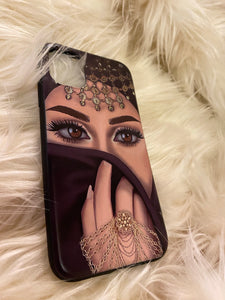 iPhone 11 Hijab Face Case