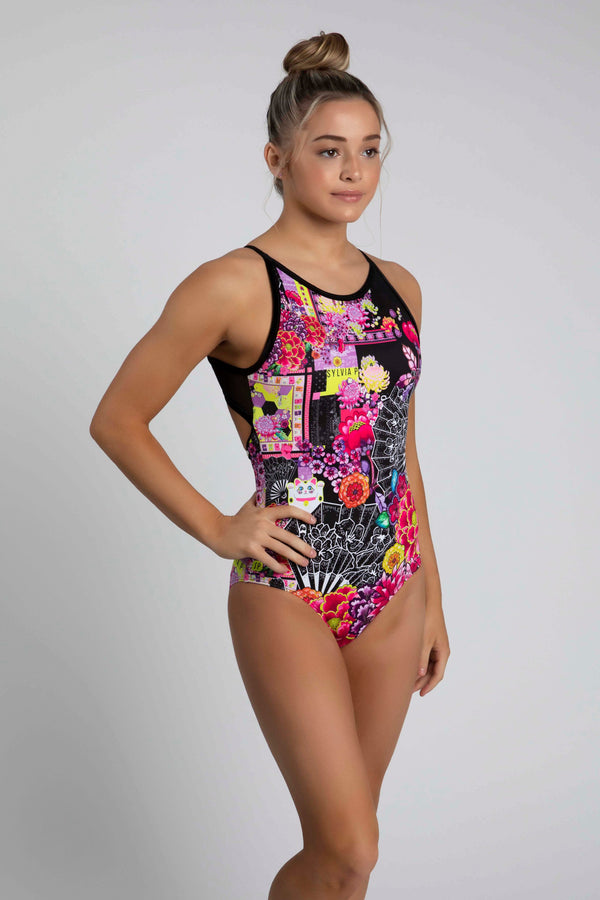 Bloomscape Leotard