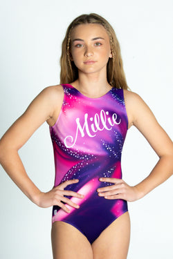 Personalised Dreamweaver Leotard