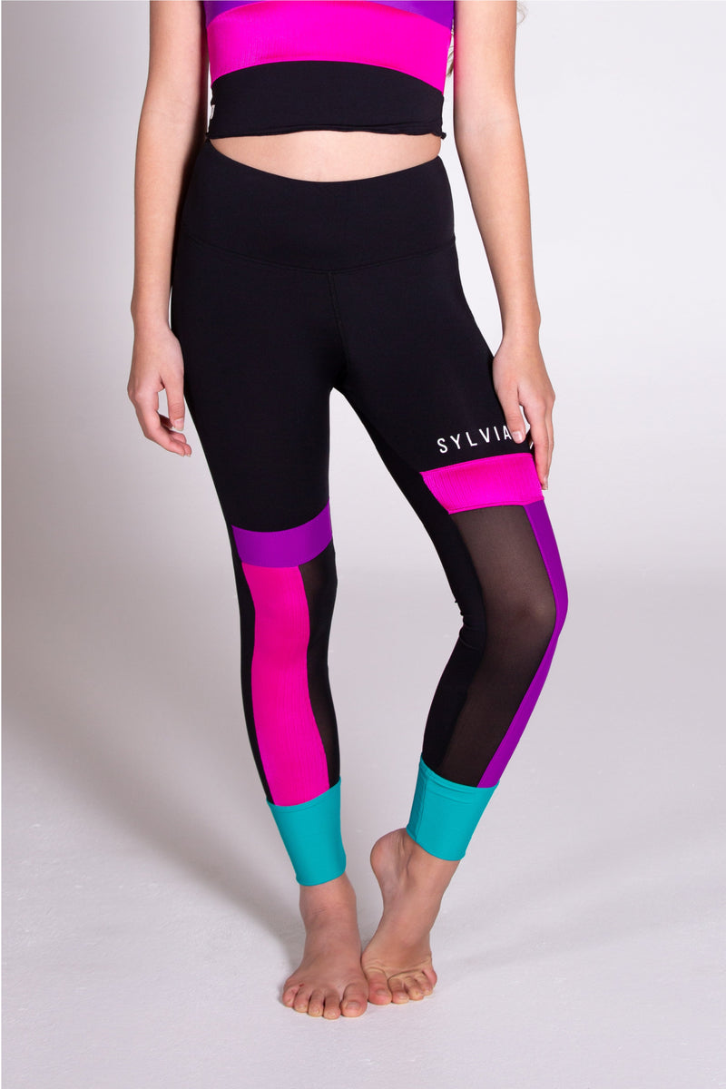 Hi-Voltage Ankle Grazer Tight