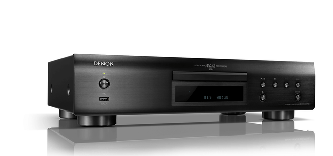 Denon  DCD-800NE CD Player - Black