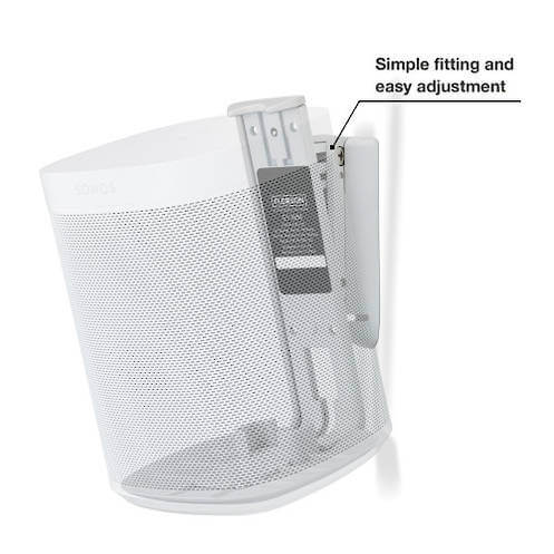 Flexson - Wall Mount for Sonos One/Play1 - Single