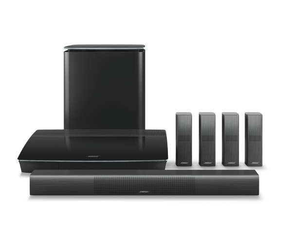 Bose Lifestyle® 650 home entertainment system
