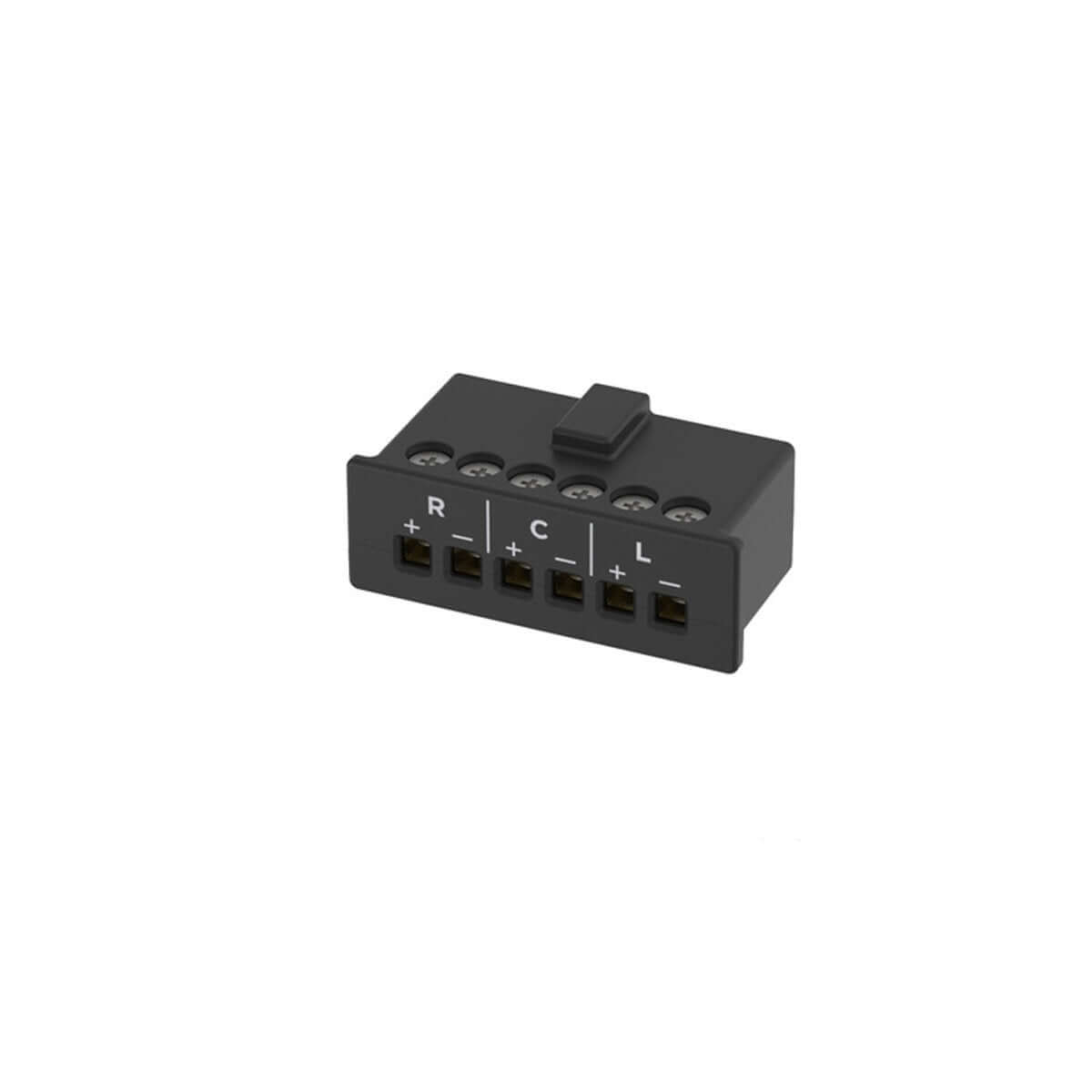 Bose OmniJewel center channel wire adapter