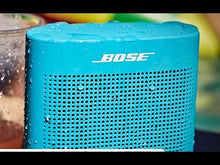 Load and play video in Gallery viewer, Bose SoundLink Color Bluetooth® speaker II