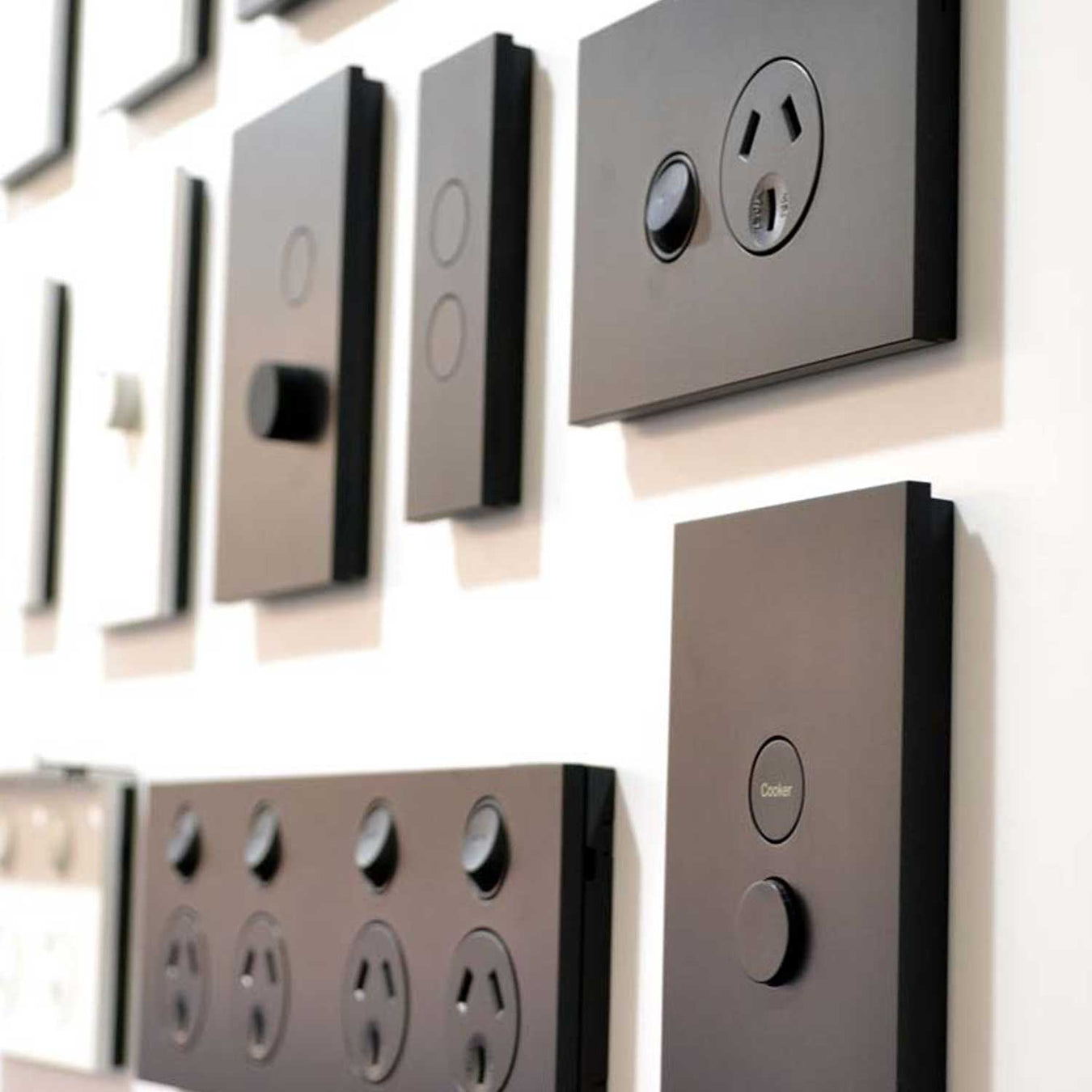 DECORATIVE LIGHT SWITCHES