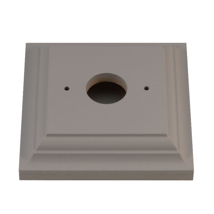 Classic Series Square Mounting Block For 1 Switch