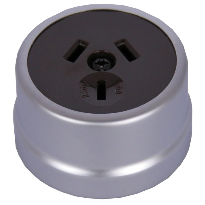 Classic 56 Series 15a Single Powerpoint Outlet