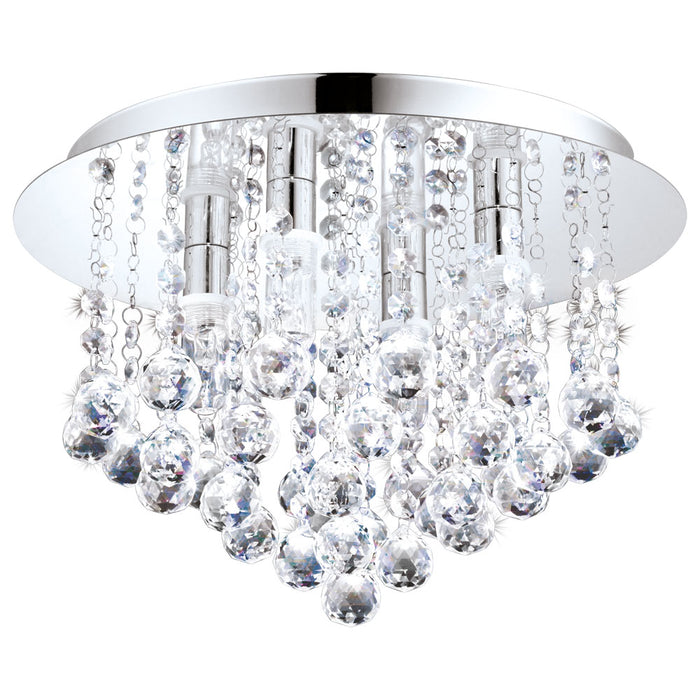 Almonte - Ceiling Mounted LED Vanity Light