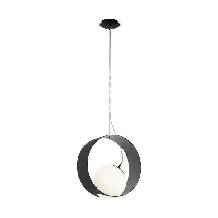 Camargo - Floating Pendant With Spherical Light