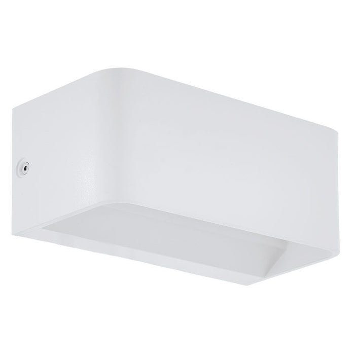 Sania 4 - Medium Rectangular Wall Light