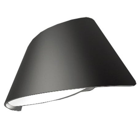 ATEN - Surface Mounted Curved Up/Down Wall Light
