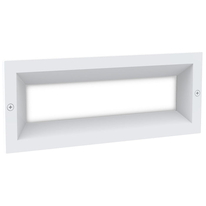 BRICK - Frosted Diffused Recessed Wall Light