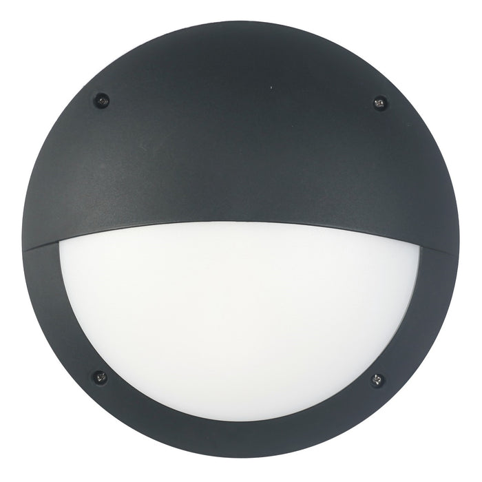 BULK - Round Bulkhead Light With Eyelid