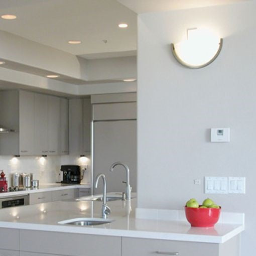 CRESCENT - LED Dimmable Surface Mounted Wall Light