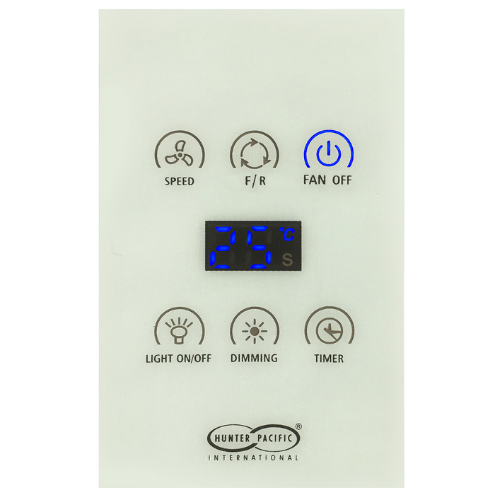 Hunter Pacific DC Wall Controller