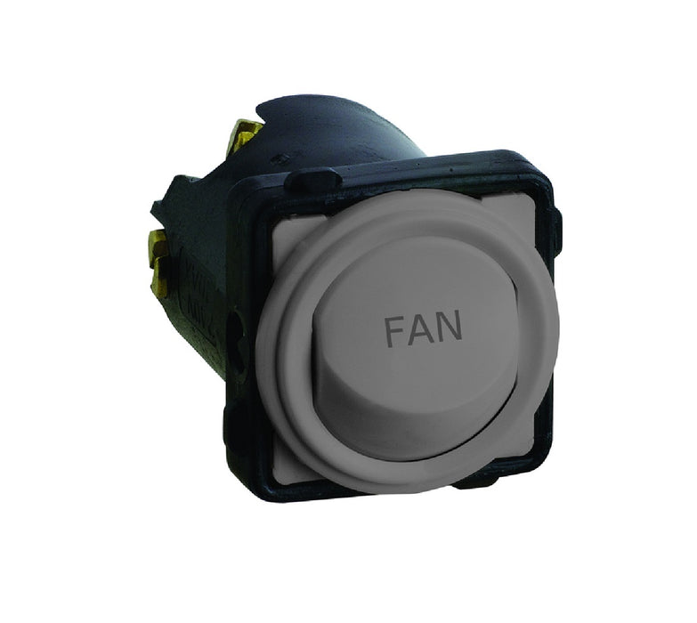 Legrand Excel Life 16a Switched Mechanism Marked Fan