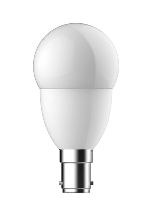 6W Dimmable LED Fancy Round Globe