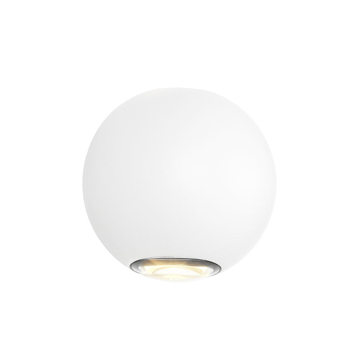 Genoa - Spherical Exterior Wall Light