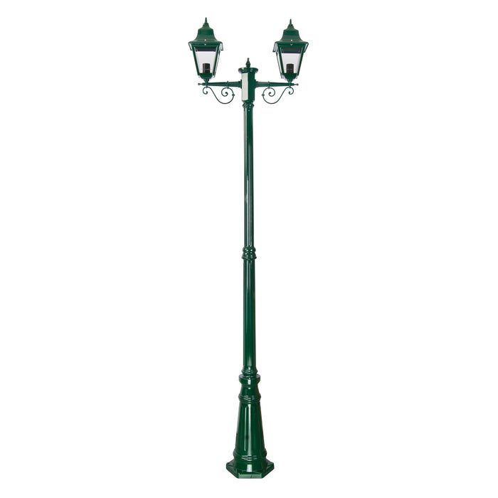 Domus Paris - Twin Head Tall Traditional Post