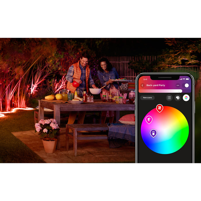 Philips Hue White and Colour Ambiance Light Strip 5 Meters