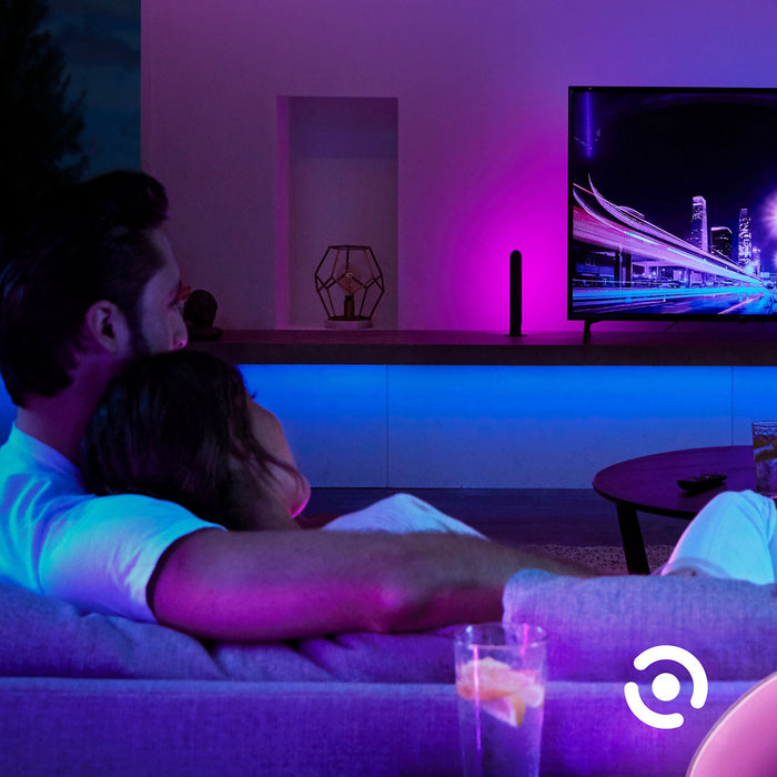 Philips Hue White and Colour Ambiance Light Strip Plus Gen 2 Extension