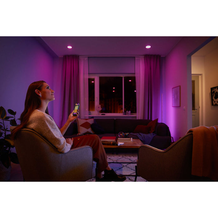 Philips Hue White and Colour Ambiance 1-Pack B22