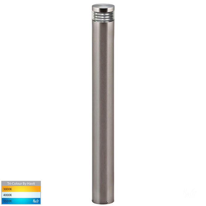 Havit Mini & Maxi - Louvre 316 Stainless Steel Bollard Light