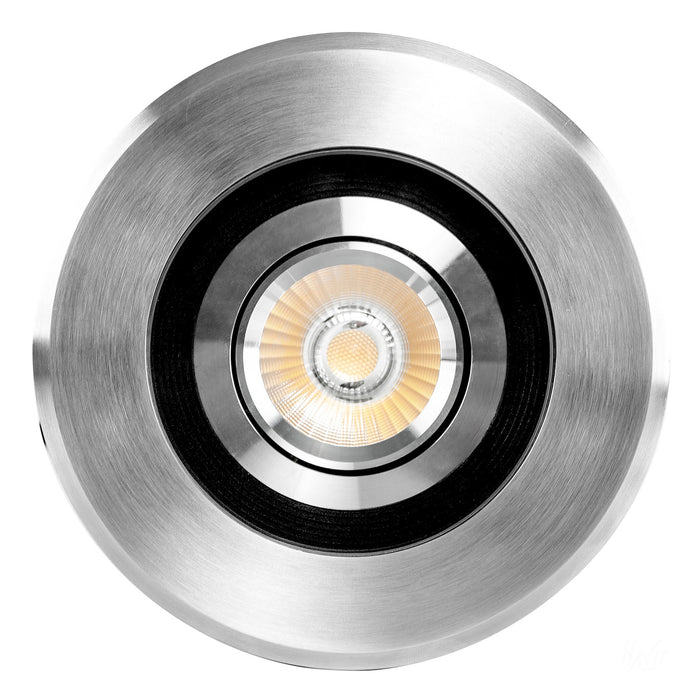 Havit Toldo - 160mm Adjustable Inground Uplighter Round