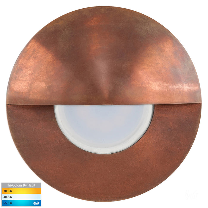 Havit Ollo - Recessed Wall/Step Light With Eyelid