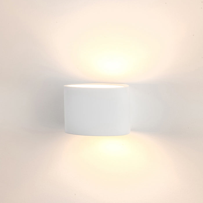 Havit Arc - Small Plaster Wall Light