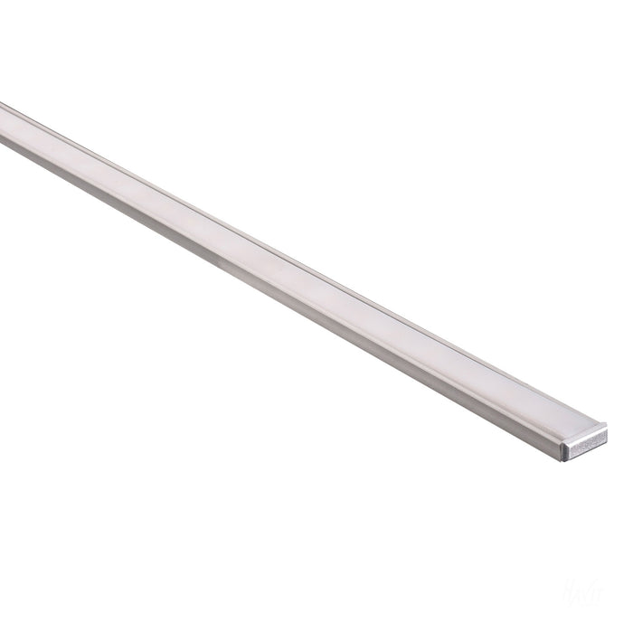 Havit - 15x6mm Square Aluminium Profile For LED Strip