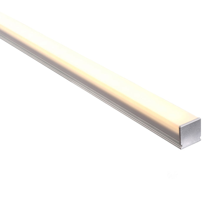 Havit - 21x14mm Deep Square Aluminium Profile For LED Strip