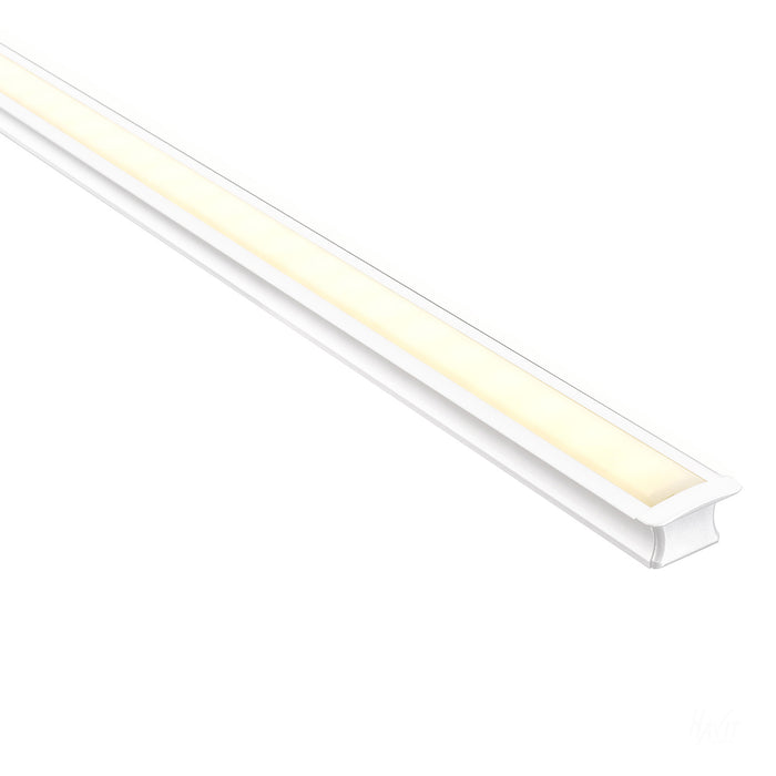 Havit Aluminium Profile For LED Strip 25x16mm Deep Square Winged