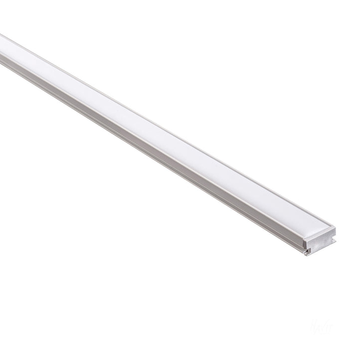 Havit Aluminium Profile For LED Strip 19x9mm Shallow Trafficable