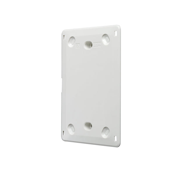 HPM Linea Switch Blank Plate