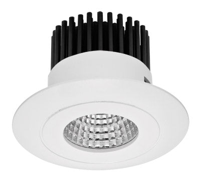 Trend RDF 8.5W Recessed Resiled LED Dimmable Downlight