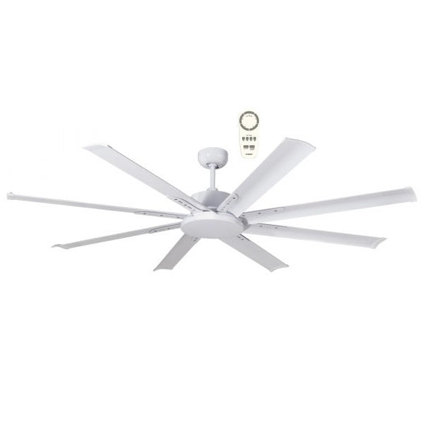 "Albatross Mini 65"" DC Ceiling Fan With Remote"
